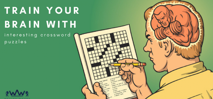 Five Amazing Benefits of Crossword Puzzles