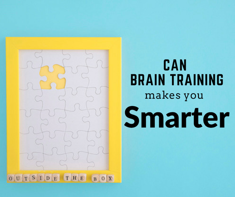 can brain training makes you smarter