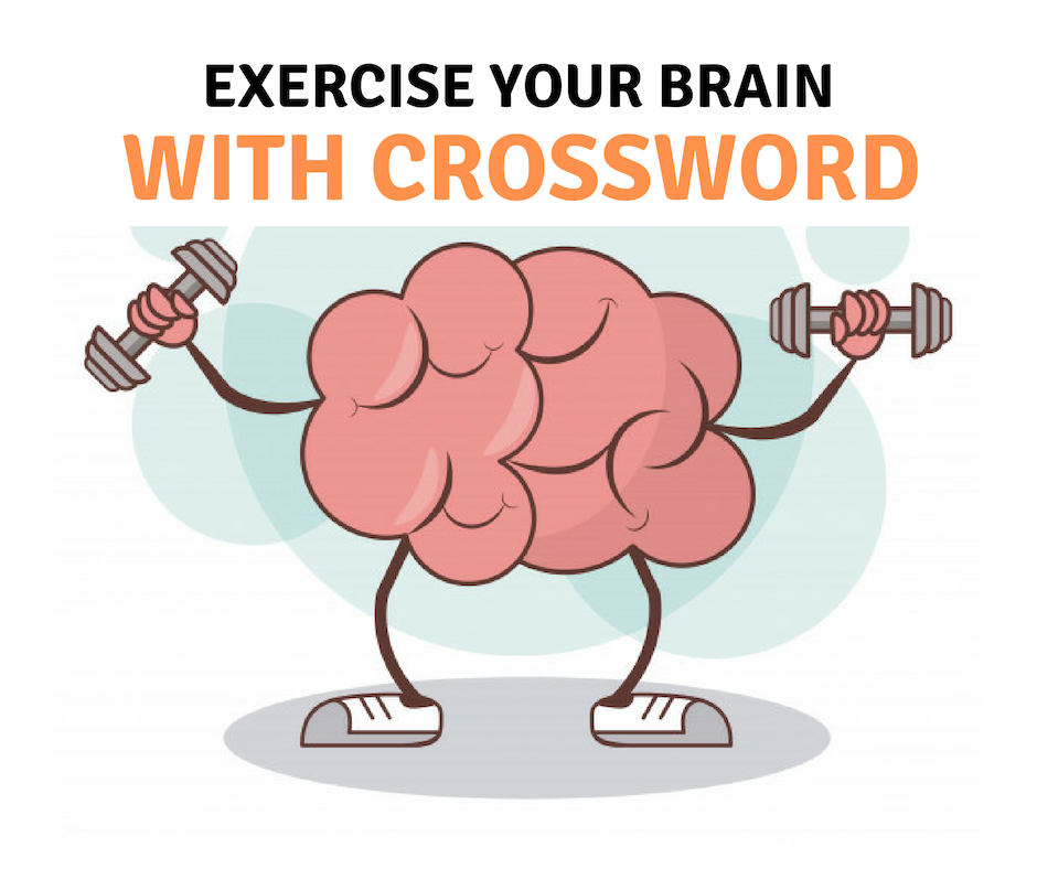 exercise your brain with crossword