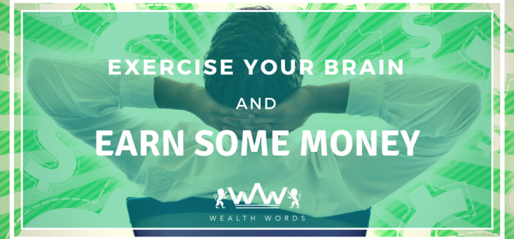 Exercise Your Brain and Make Money with Crossword