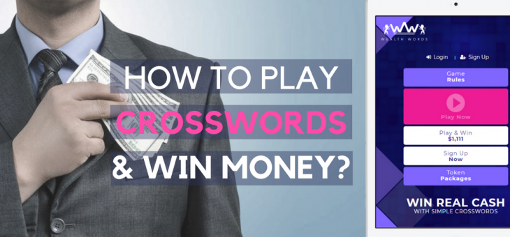How to Play Crossword Puzzles and Win Money?