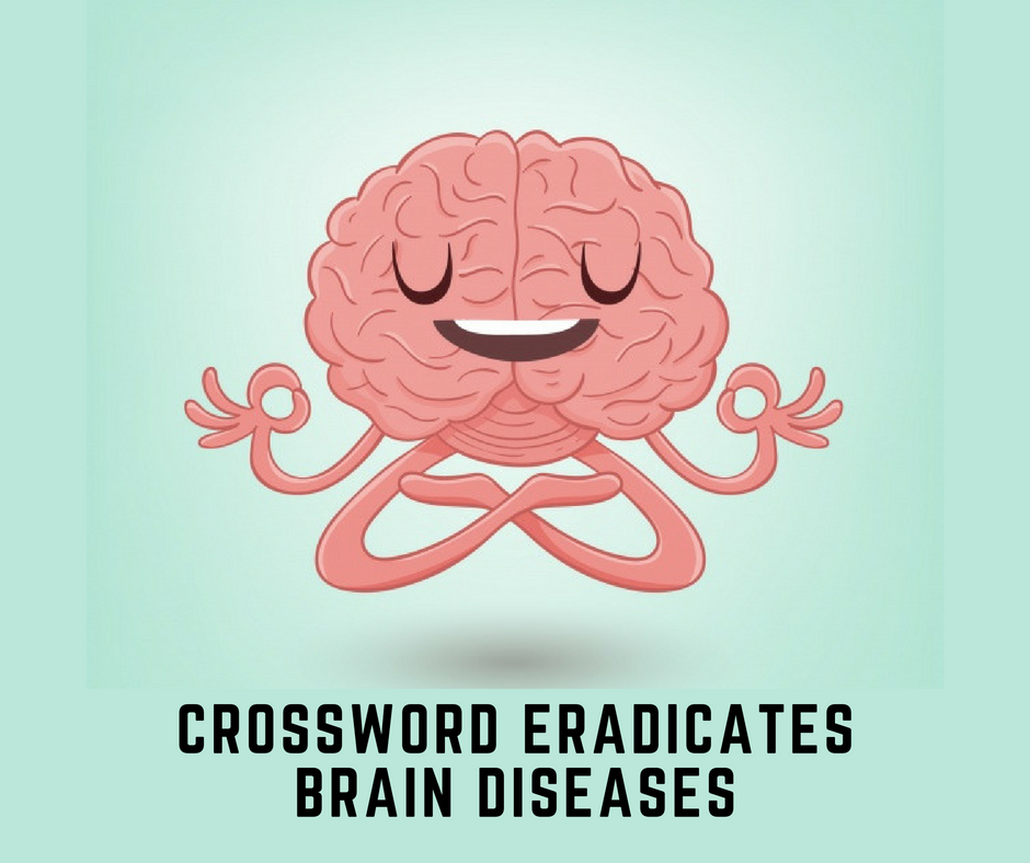 Crossword Eradicates Brain Diseases