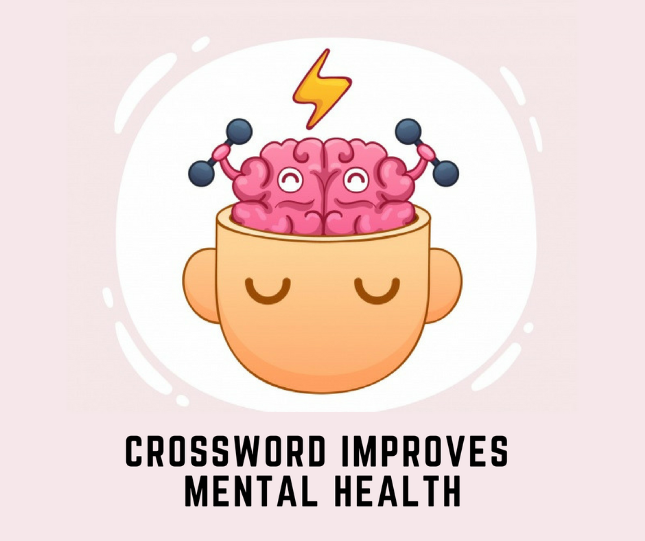 Crossword Improves Mental Health