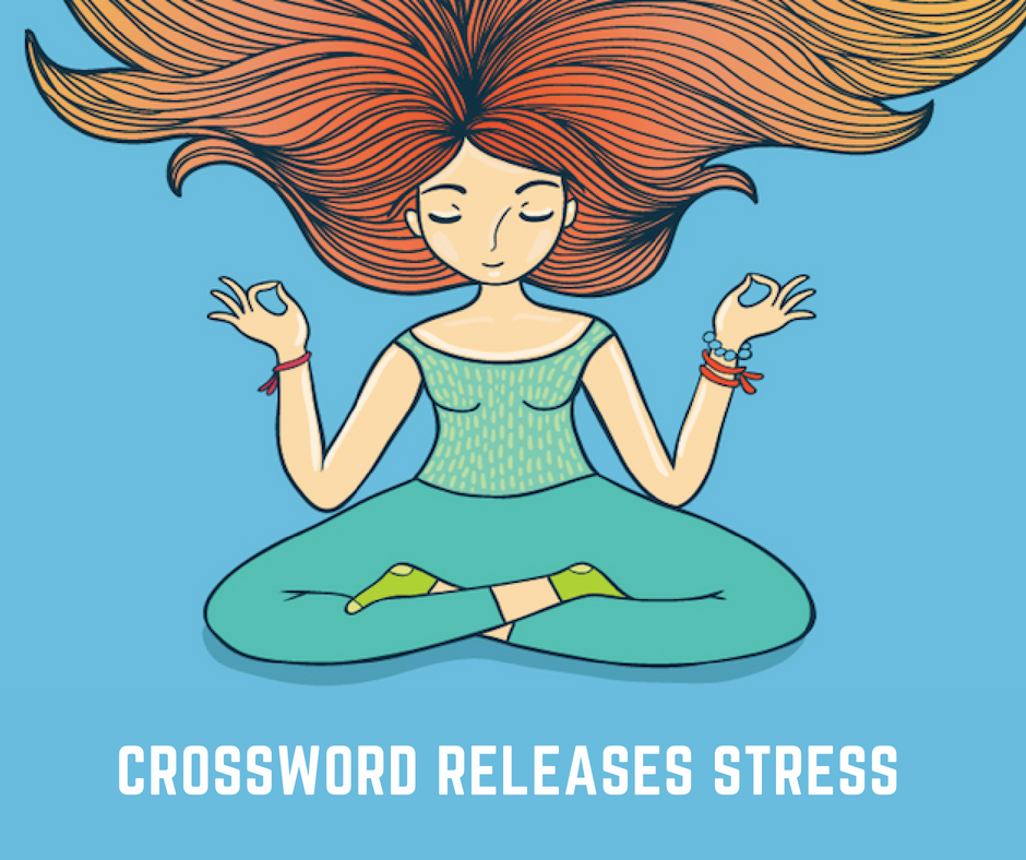 Crossword Releases Stress