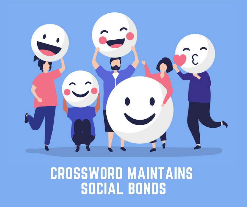 Crosswords Maintains Social Bonds
