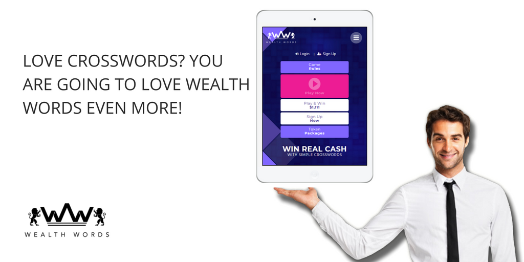 Love online crossword puzzles-You are going to love WealthWords even more_WealthWords