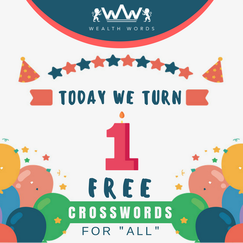 wealthwords-turns-one-free-crossword-for-all.