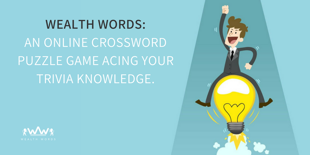 An online crossword puzzle game acing your trivia knowledge_wealthwords