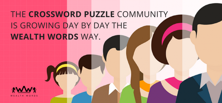 The Online Crossword Puzzle Community is Growing Day by Day the Wealth Words Way