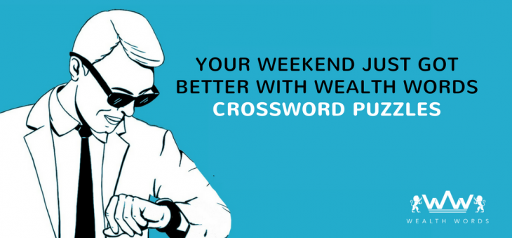 Your Weekend Just Got Better with Wealth Words Online Crossword Puzzles
