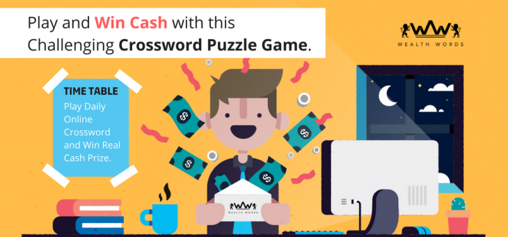 Play and Win Cash with Challenging Crossword Puzzle Games