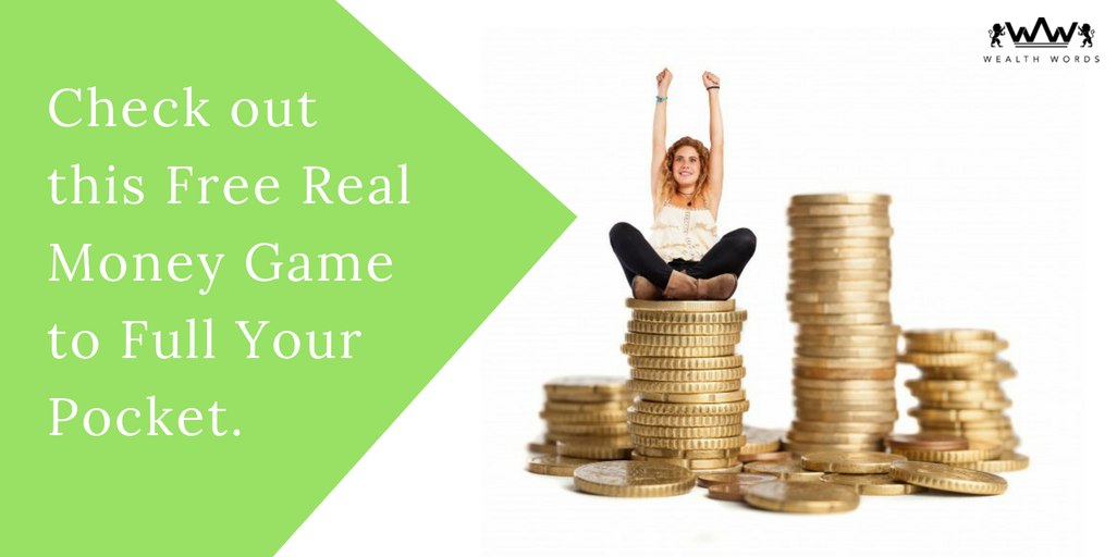 Check out this Free Real Money Game to Full Your Pocket-Wealth Words