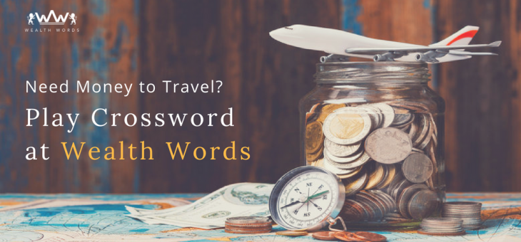 Need Money to Travel? Play Crossword and Win Cash!