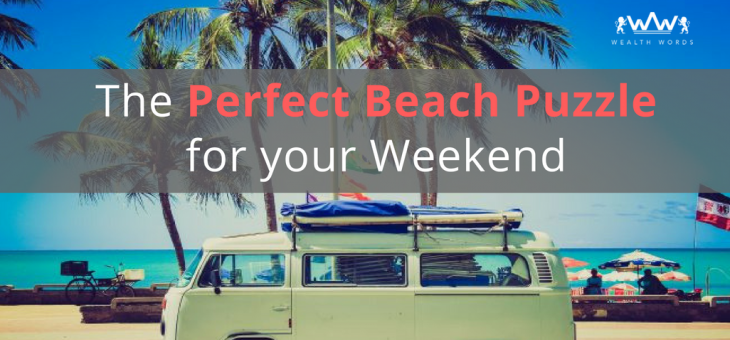 The Perfect Beach Puzzle for Your Weekend – Crossword Puzzle Games