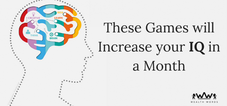 These Games will Increase your IQ in a Month