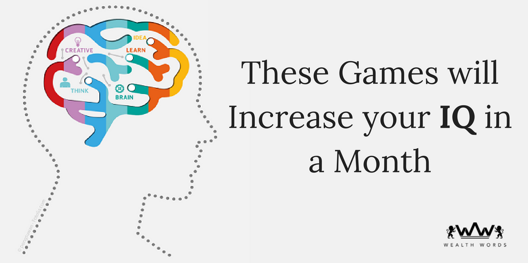increase IQ with games