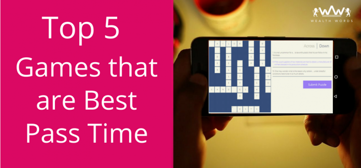 5 Best Online Games to Play when You're Bored!