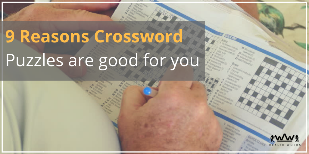 9 Reasons Crossword Puzzles Are Good For You
