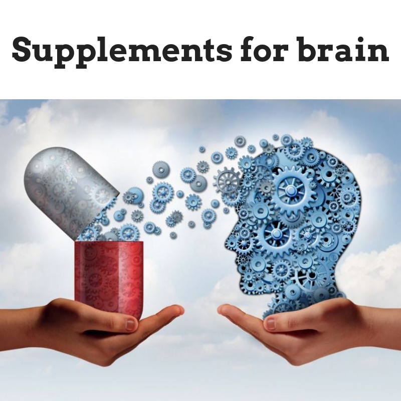 supplements for brain
