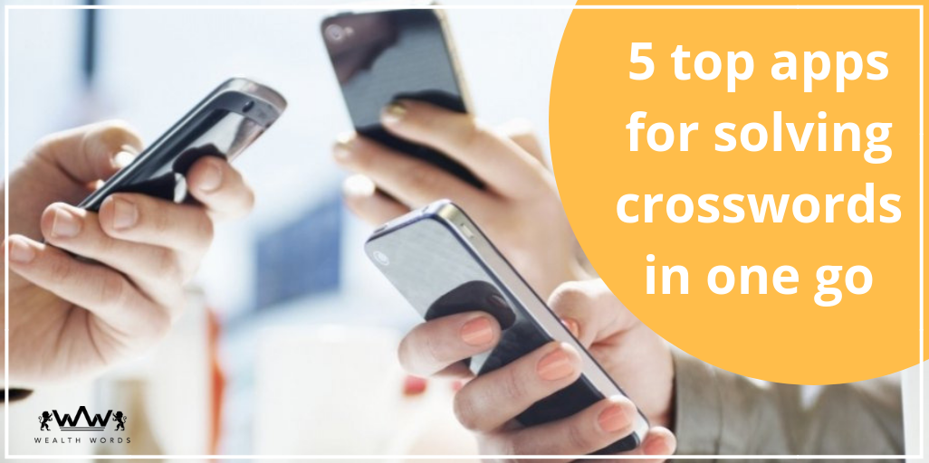 5 top apps for solving crosswords in one go