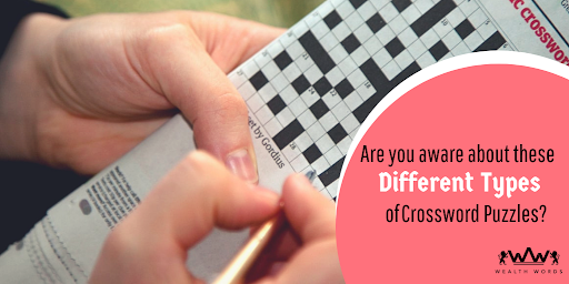 Are You Aware About these Different Types of Crossword Puzzles?