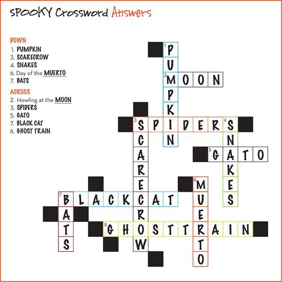 CrosswordAnswers