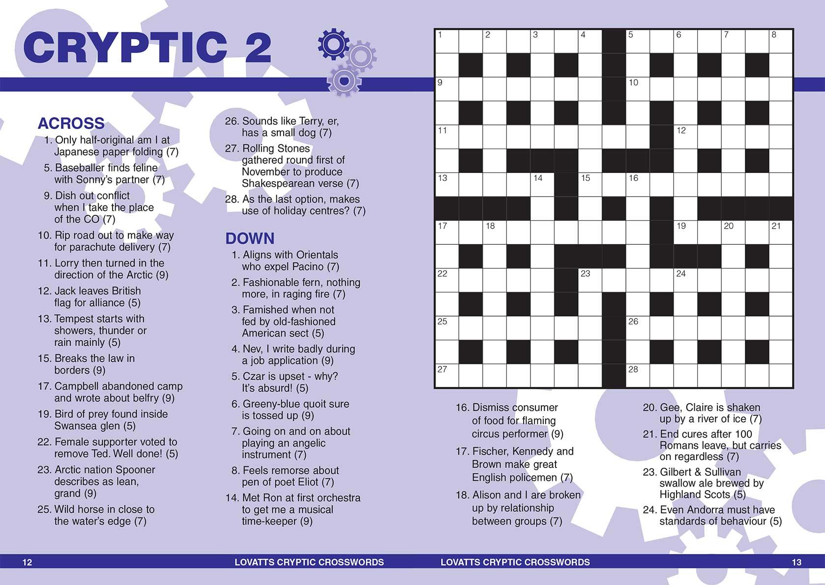 Puzzle Types