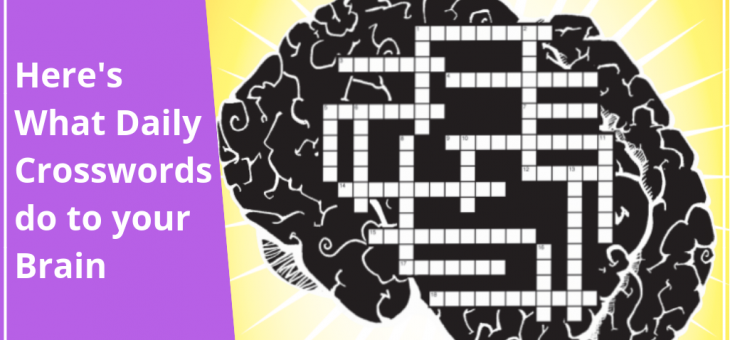 Here's what daily crossword puzzles do to your brain?