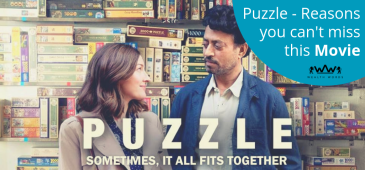 Puzzle – Reasons You can't Miss this Movie