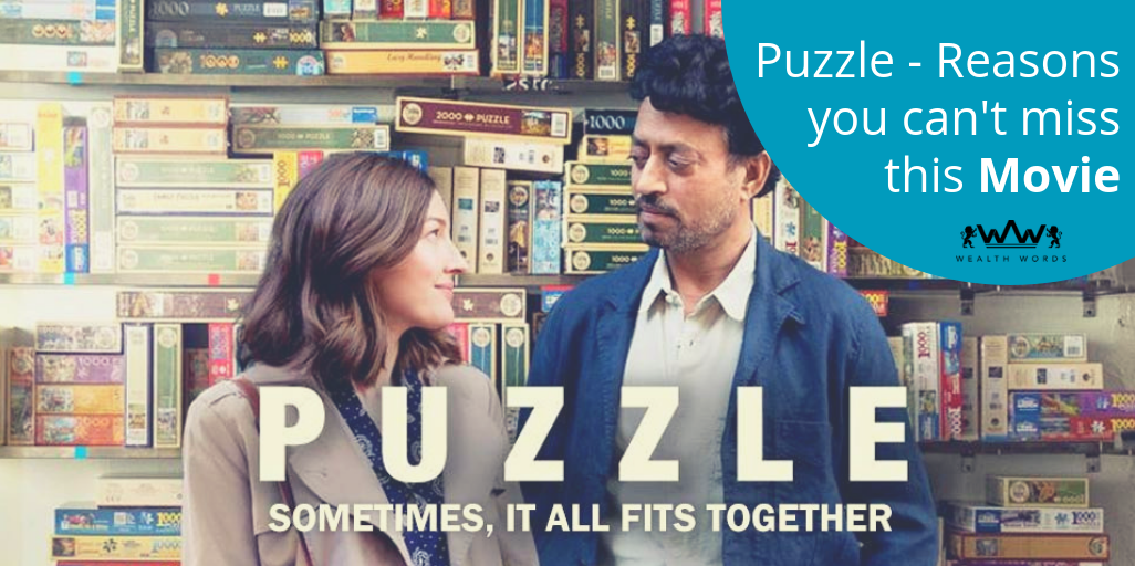 Puzzle - Reasons you can't miss this movie