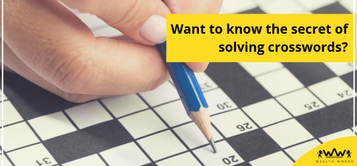 Want to Know the Secrets of Solving Crossword Puzzle?