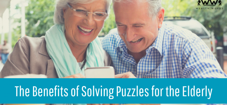 The Benefits of Solving Puzzles for the elderly