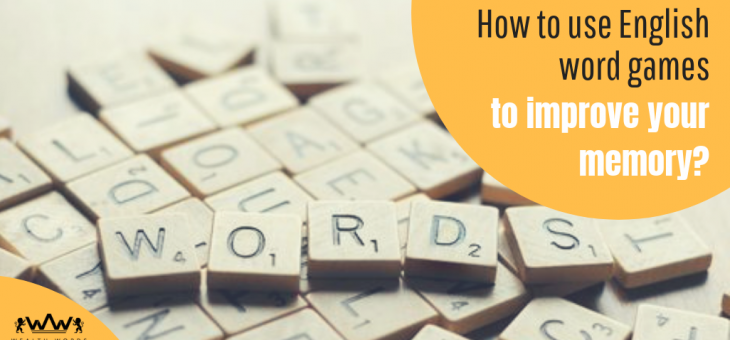 How to use English word games to improve your memory?