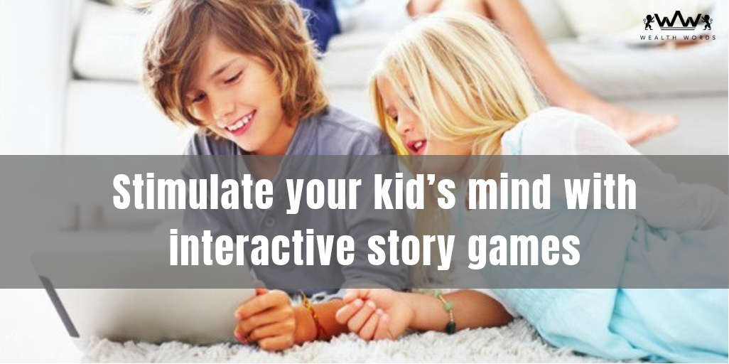 interactive story games