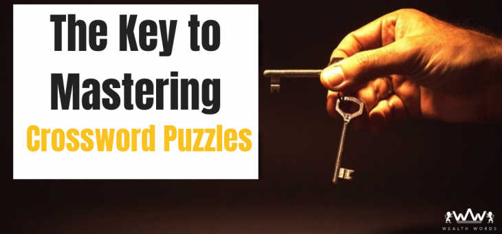 The key to mastering crossword puzzles