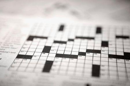 crossword puzzle online