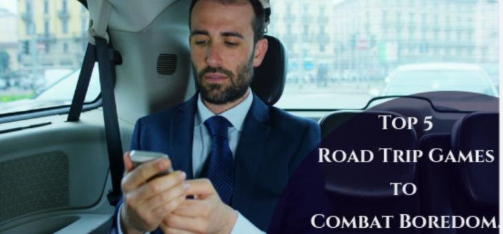 Top 5 Road Trip Games to Combat Boredom