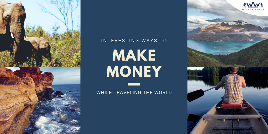 Make Money Traveling, earn money while traveling, travel, make money traveling, make money while road tripping, make money while traveling, support yourself while traveling, odd jobs while traveling, how to make money overseas online