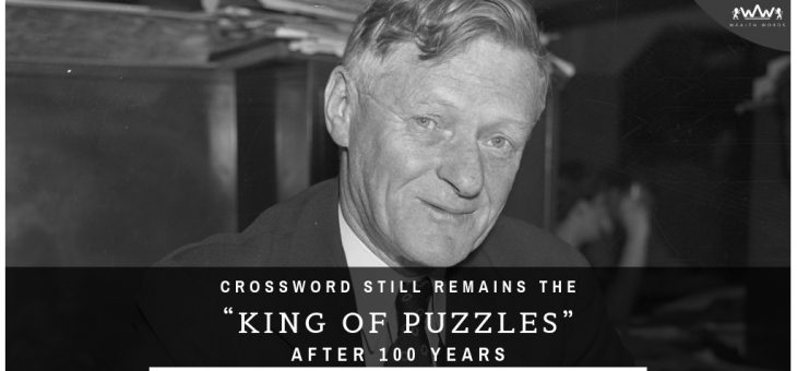 "Crossword still remains the ""King of Puzzles"" after 100 years"