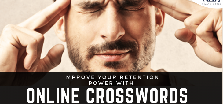 Improve Your Retention Power with Online Crosswords