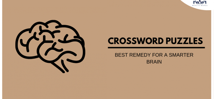Crossword Puzzles: Best Remedy for a Smarter Brain