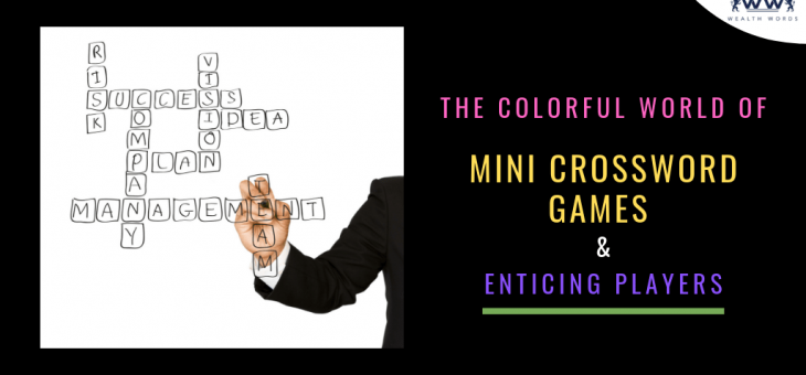 The Colorful World of Mini Crossword Games, Enticing Players