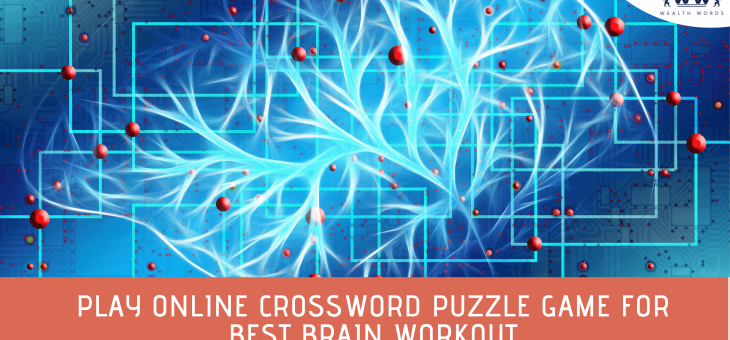 Play Online Crossword Puzzle Game for Best Brain Workout