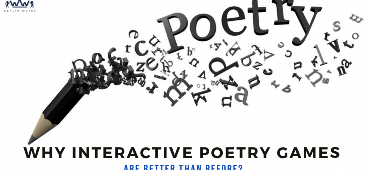 Why Interactive Poetry Games are Better Than Before?
