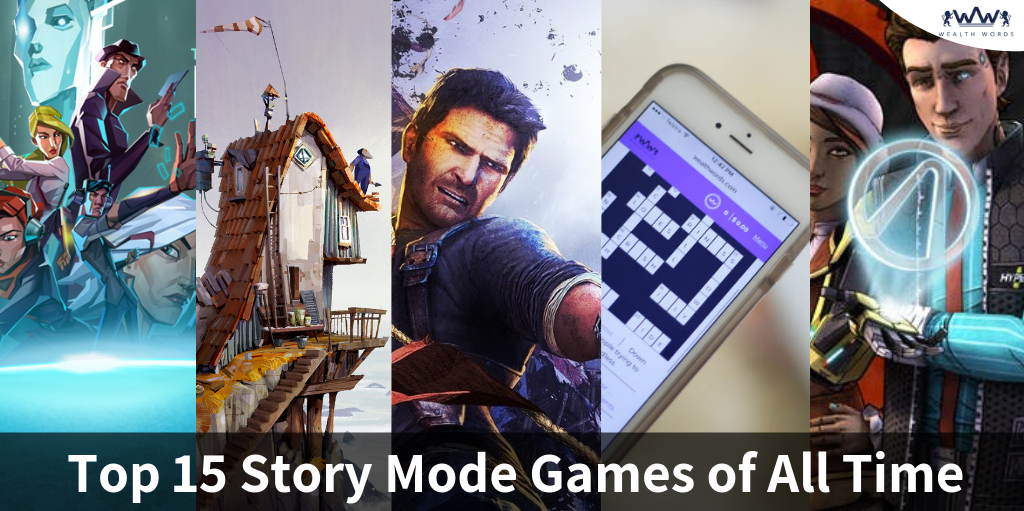 Top 15 Story Mode Games of All Time - Best Games with Good Stories