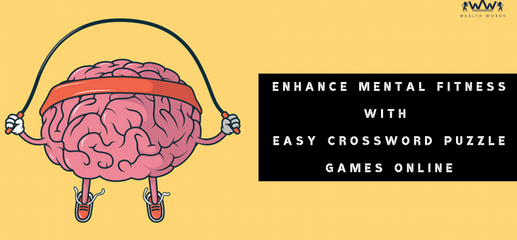 Enhance Mental Fitness with Easy Crossword Puzzle Games Online