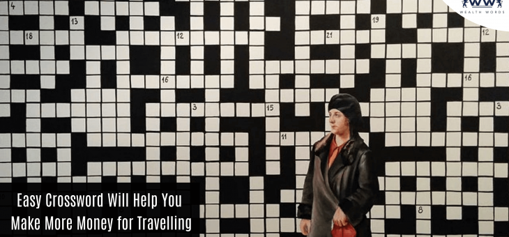 Easy Crossword Will Help You Make More Money for Travelling