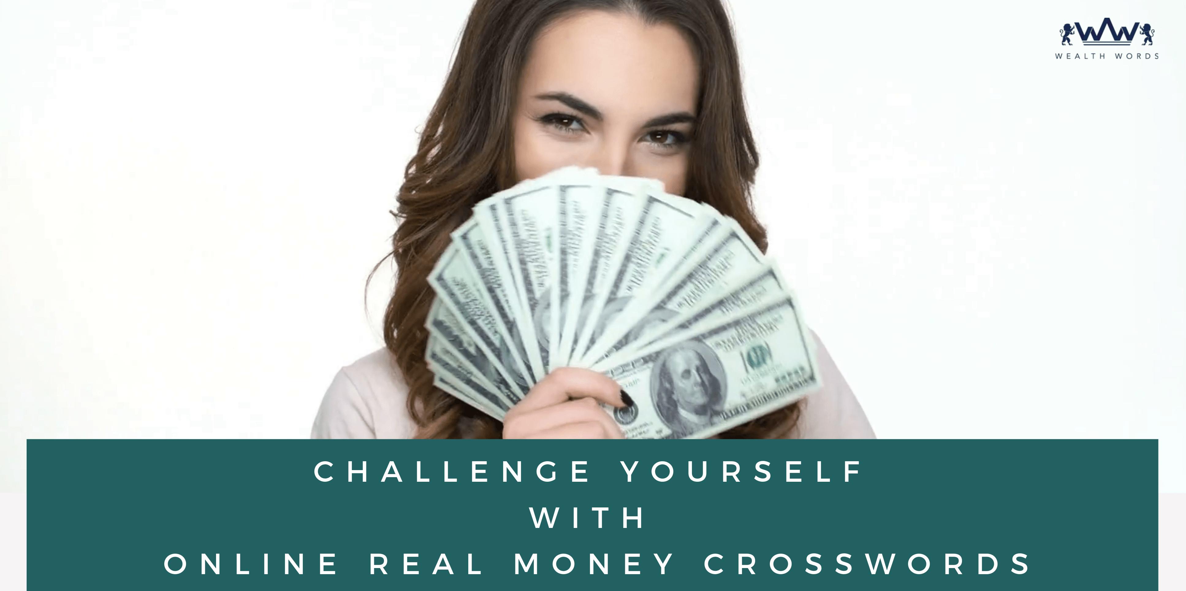 online real money crosswords