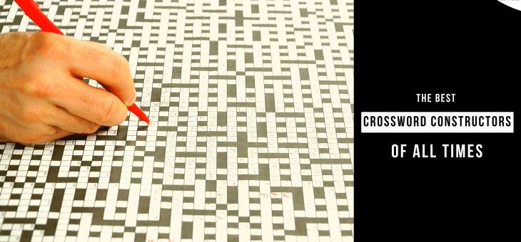 The Best Crossword Constructors of All Times