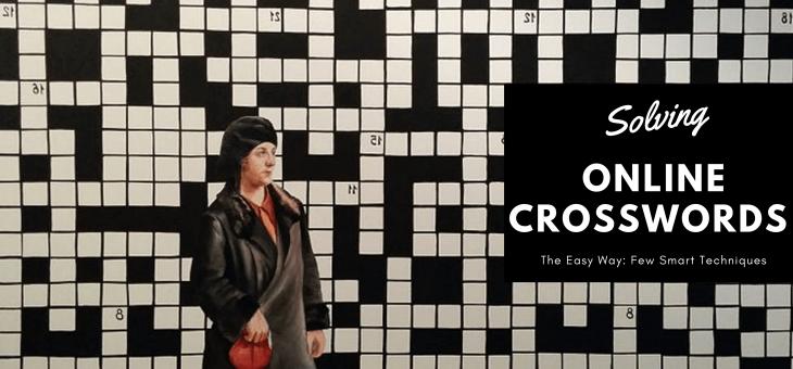 Solving Online Crosswords the Easy Way: Few Smart Techniques